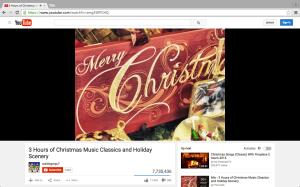 3 hour christmas playlist pic