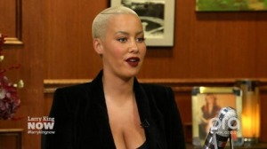 Amber Rose hosting LKN-add media