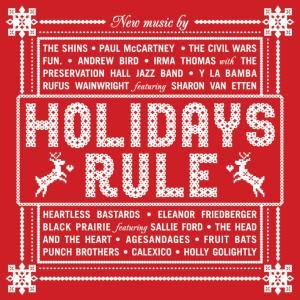 Holidays rule album pic