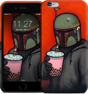 Boba iphone case vocalady pic
