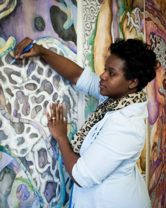 art student pic alexes article