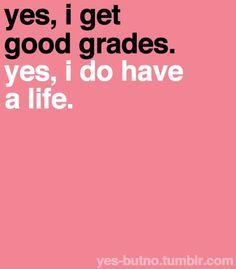 good grades pic
