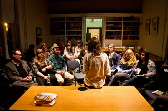 poetry reading pic