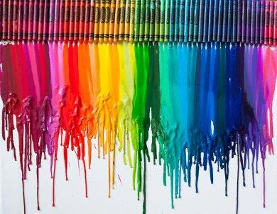 creative-easy-crafts-crayons