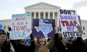 Whole Woman's Health v. Hellerstedt: The Hypocrisy of AbortionLaws