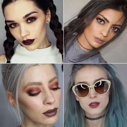 Grunge-Makeup-Tutorials