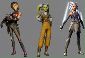 Four Star Wars Heroines You Should Know